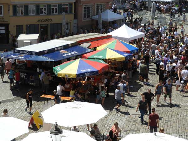Bürgerfest 2019 in Esslingen