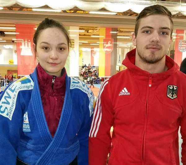 Johannes Krischke holt Platz fünf bei der Deutschen Meisterschaft im Judo in Duisburg