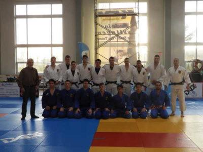 Judo-Nationalmannschaft Männer und Junioren U21 zu Gast beim KSV Esslingen e.V.