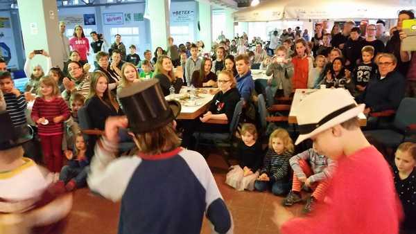 Weihnachtsfeier beim KSV Esslingen
