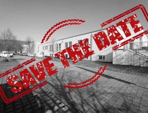 """""""Save the date"""" – Jahreshauptversammlung 2021"""