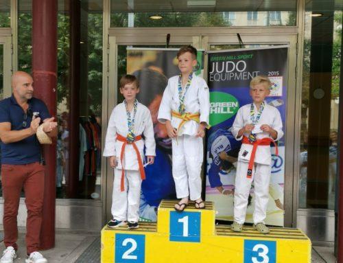 Kalle Riemer holt Gold in Schweden